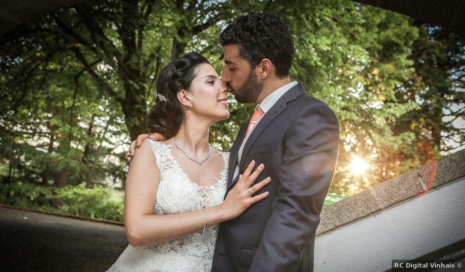 O casamento de Davide e Marisa em Deilão, Bragança (Concelho)
