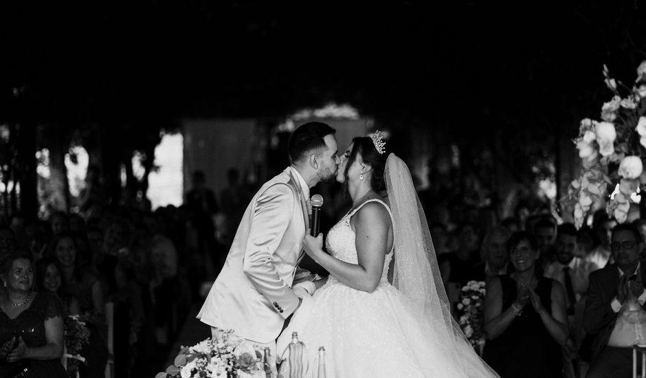 O casamento de Celina e Fernando em Freamunde, Paços de Ferreira