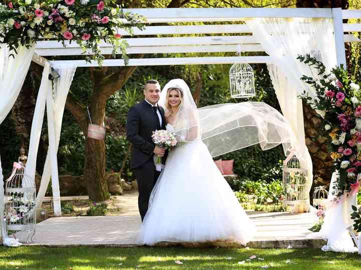 O casamento de Shirley e Thiago