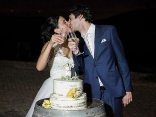 O casamento de Alessandra e Nelson