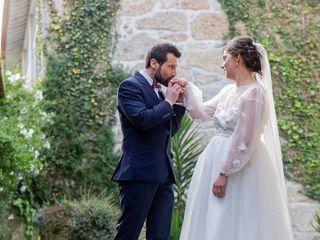 O casamento de Elisabete e Jorge