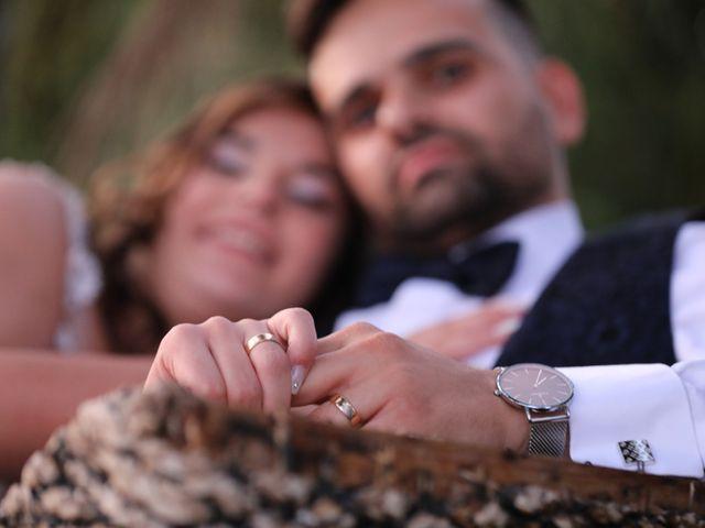 O casamento de Liliana e Bruno