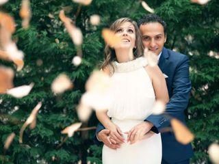 O casamento de Anabela e Samuel