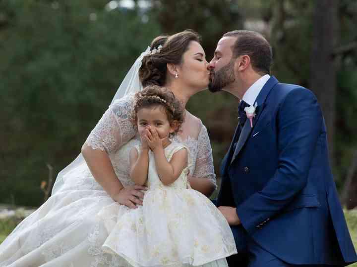 O casamento de Sofia e Gabriel