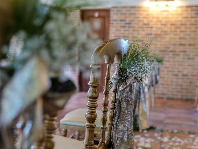 O casamento de Fábio e Mónica em Boleiros, Ourém 11