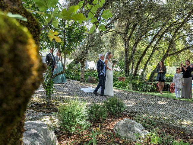 O casamento de Fábio e Mónica em Boleiros, Ourém 12