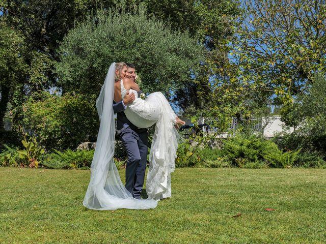 O casamento de Fábio e Mónica em Boleiros, Ourém 1