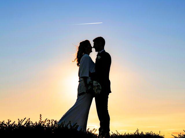 O casamento de Mónica e Fábio