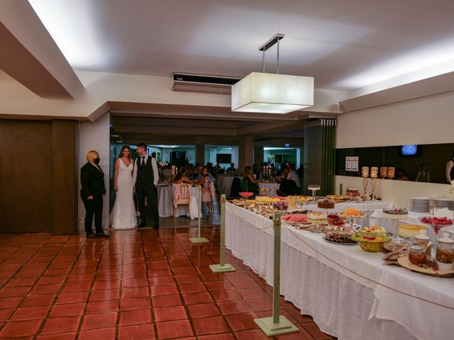 O casamento de Fábio e Mónica em Boleiros, Ourém 23