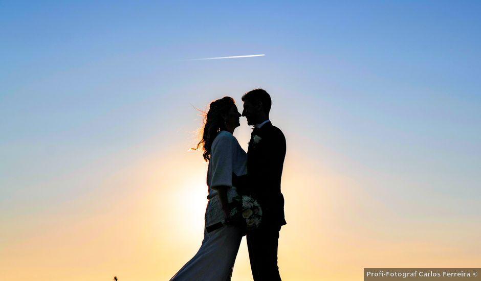 O casamento de Fábio e Mónica em Boleiros, Ourém