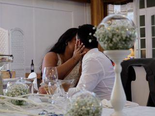 O casamento de Carla e Américo 3