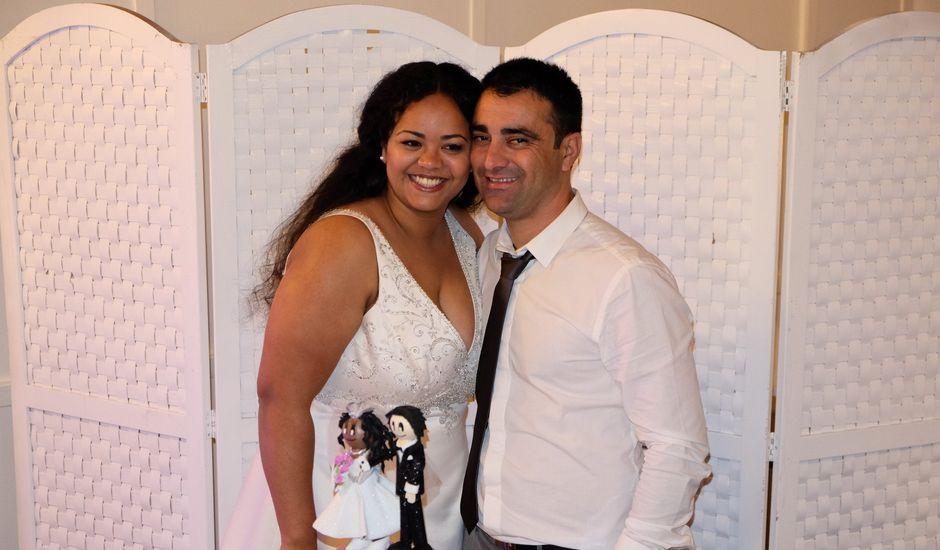 O casamento de Américo e Carla em Barreiro, Barreiro