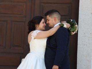 O casamento de Joana e André 1