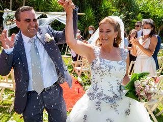 O casamento de Eduardo e Isabel