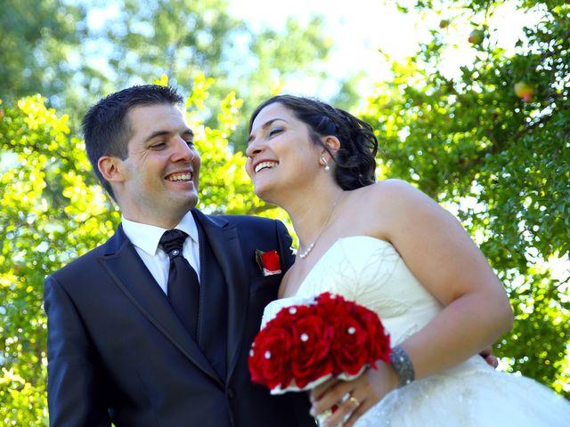 O casamento de Joana e Aires