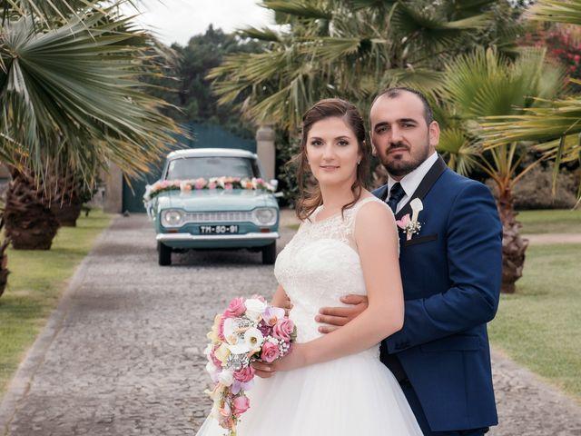 O casamento de Sílvia e Nelson