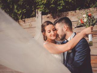 O casamento de Daniela e Pedro