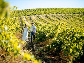 O casamento de Ana e Hugo