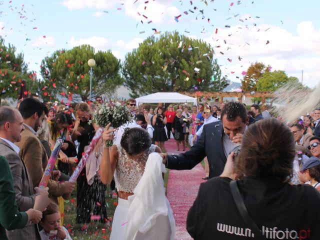 O casamento de Francisco e Diana em Torres Novas, Torres Novas 1