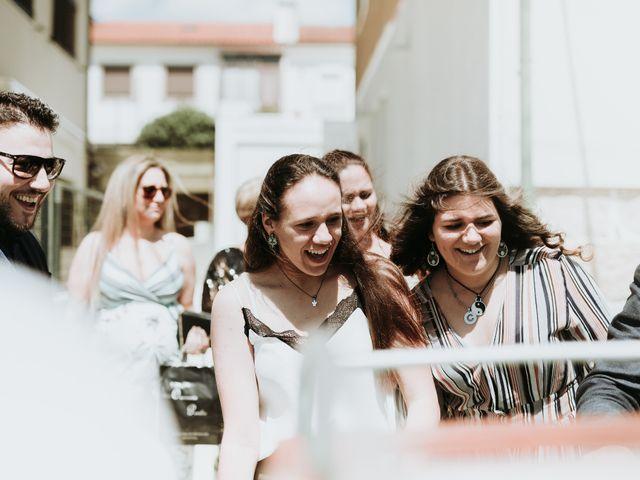 O casamento de Álvaro e Diana em Azurara, Vila do Conde 27