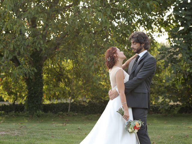 O casamento de Francisca e João