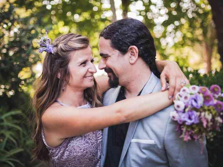 O casamento de Dora e Tiago