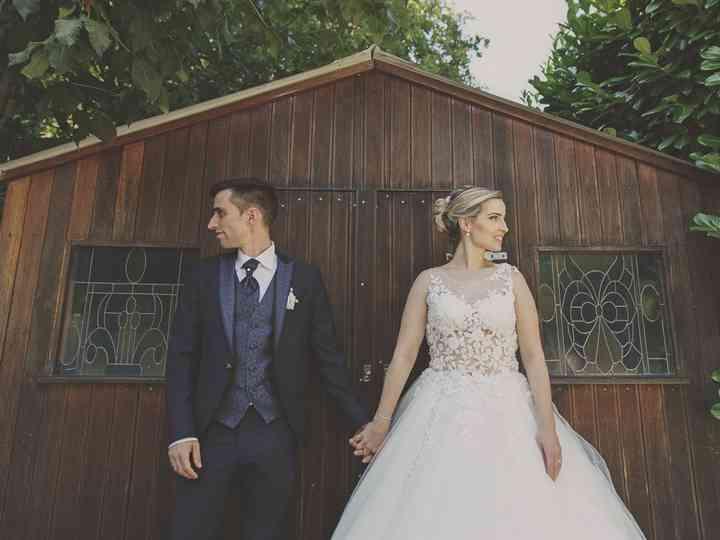 O casamento de Joana e João