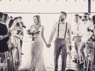 O casamento de Irene e Martin