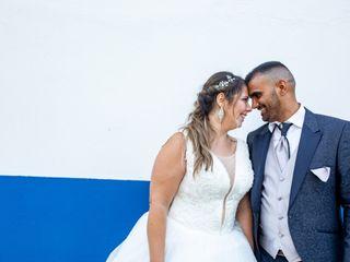 O casamento de Denise e Marco