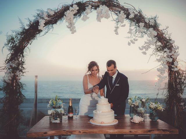 O casamento de Inês e Luís