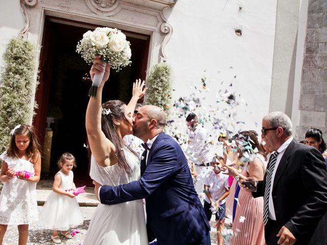 O casamento de Sónia e Frederico