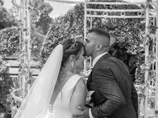 O casamento de Marco e Denise em Fernão Ferro, Seixal 23