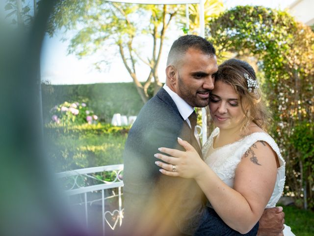 O casamento de Marco e Denise em Fernão Ferro, Seixal 34
