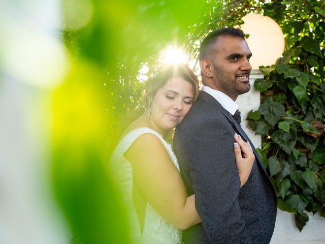 O casamento de Marco e Denise em Fernão Ferro, Seixal 36