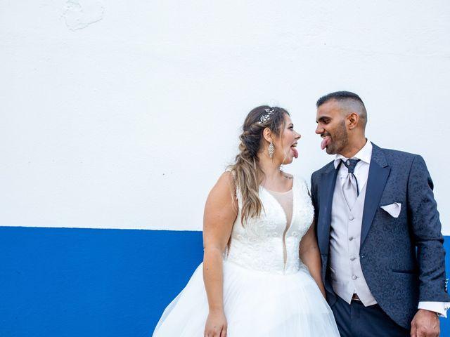 O casamento de Marco e Denise em Fernão Ferro, Seixal 41