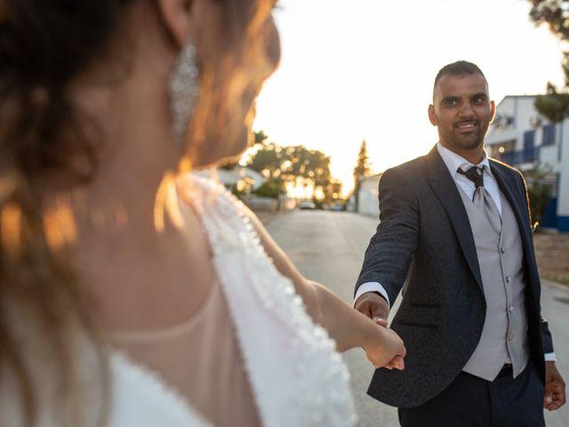 O casamento de Marco e Denise em Fernão Ferro, Seixal 42