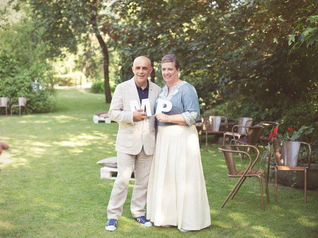 O casamento de Marta e Paulo