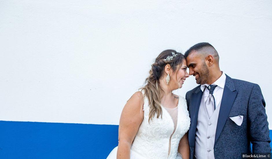 O casamento de Marco e Denise em Fernão Ferro, Seixal