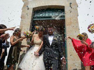 O casamento de Margarida e Hugo