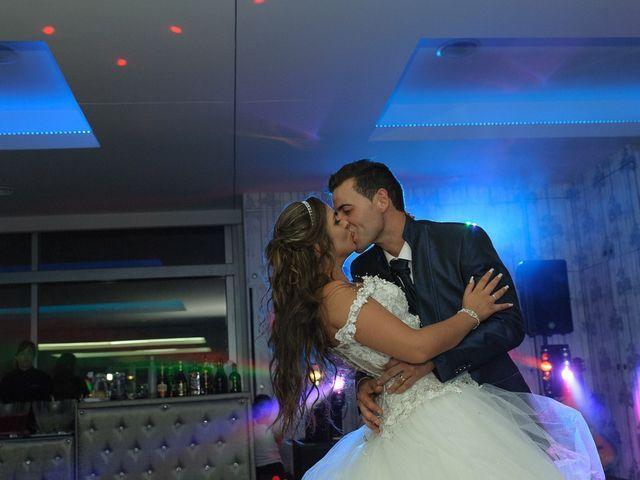 O casamento de Georgina e Luís