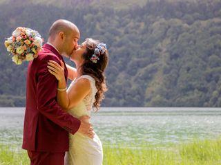 O casamento de Ana e Alex