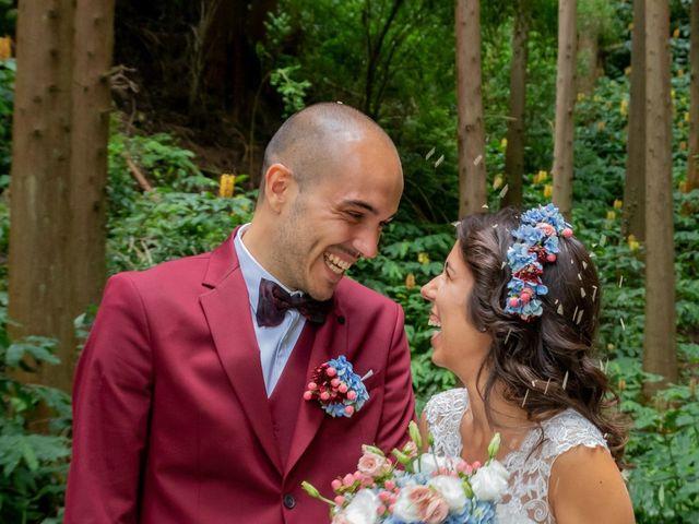 O casamento de Alex e Ana em Sete Cidades, São Miguel 42