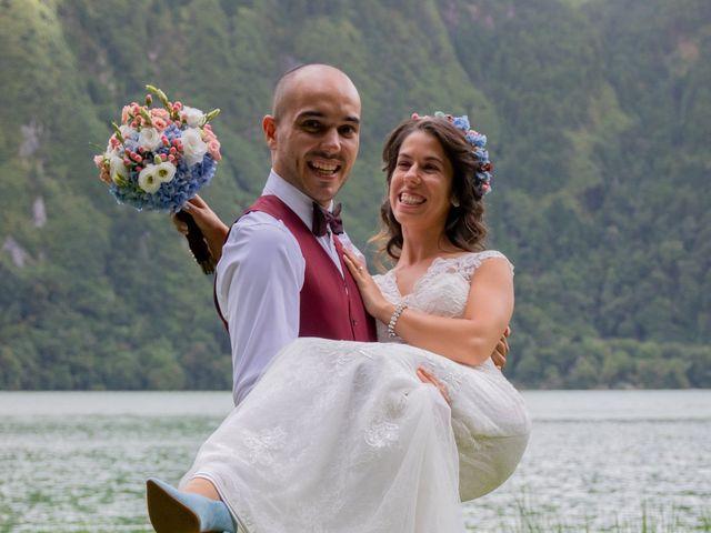 O casamento de Alex e Ana em Sete Cidades, São Miguel 7