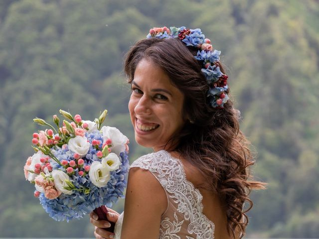 O casamento de Alex e Ana em Sete Cidades, São Miguel 19