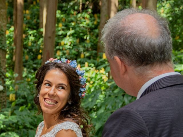 O casamento de Alex e Ana em Sete Cidades, São Miguel 38