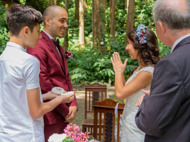 O casamento de Alex e Ana em Sete Cidades, São Miguel 37