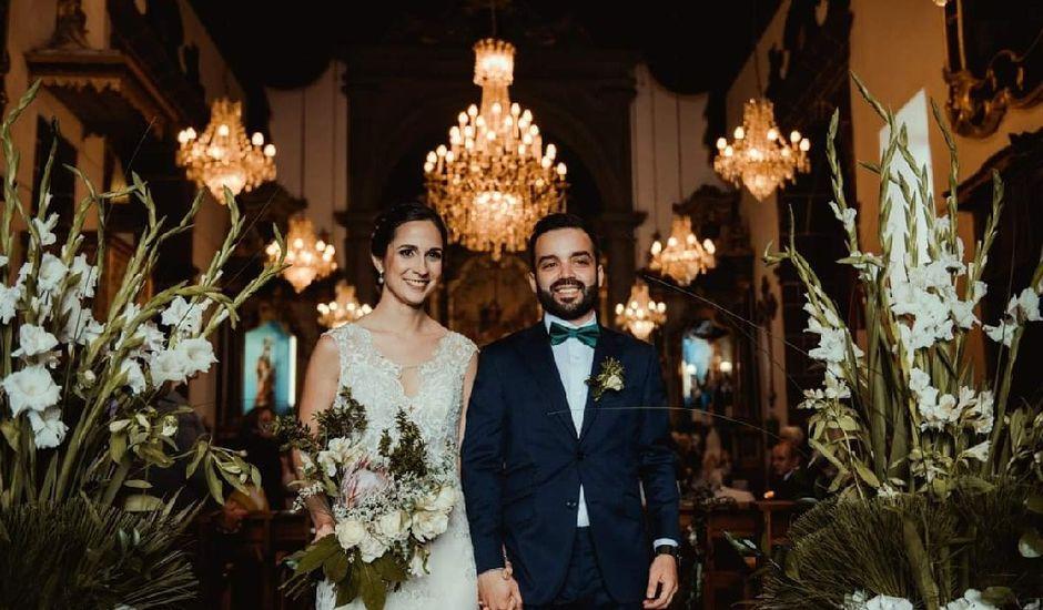 O casamento de Ana e Jóni em Funchal, Madeira