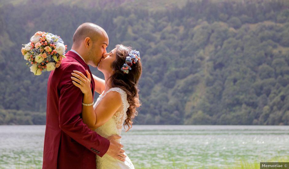O casamento de Alex e Ana em Sete Cidades, São Miguel