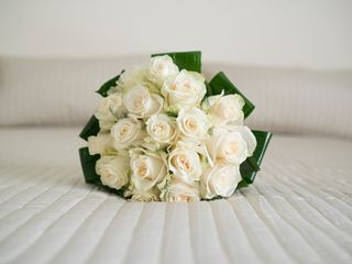 O casamento de Lisete e Frederico 1