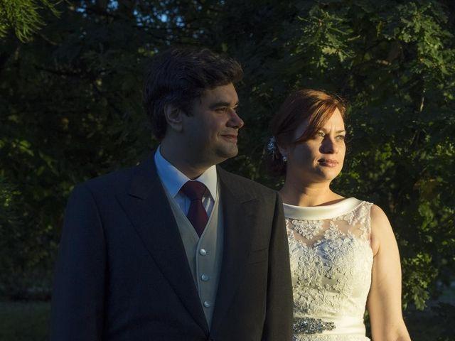O casamento de Lisete e Frederico